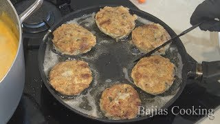 """ Fish Kebab "" Bajias Cooking"