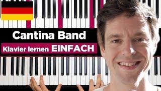 Cantina Band - STAR WARS - Klavier lernen EINFACH