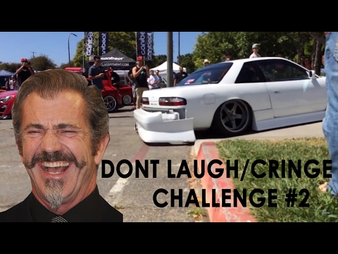 TRY NOT TO LAUGH/CRINGE CHALLENGE (Petrolheads Version) #2