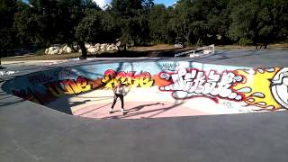 Aggressive Inline skating - Session Istres