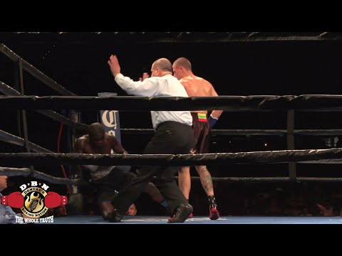 Freddie Roach's New KNOCKOUT Artist (Eimantas Stanionis) Vs Isaac Freeman Fight