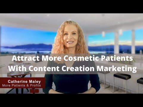 Content Creation Marketing for Plastic Surgeons