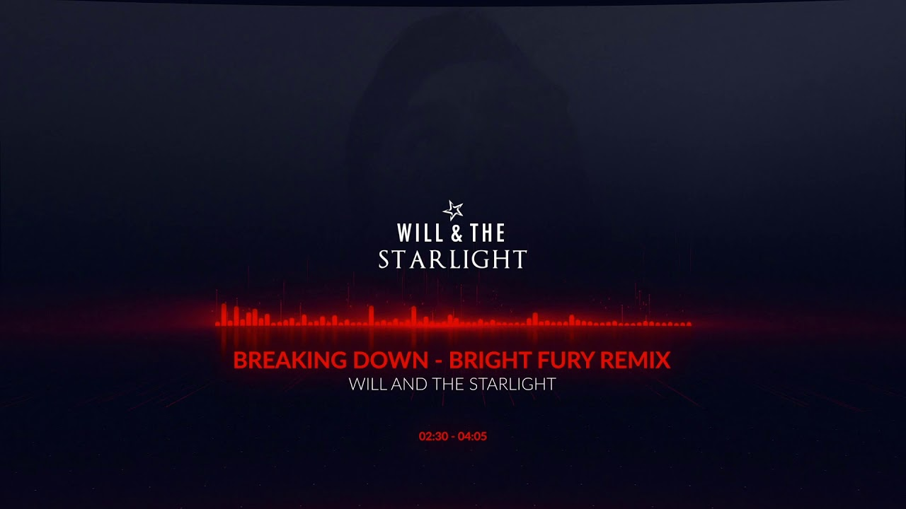 Breaking Down - [Bright Fury Remix] now on YouTube.