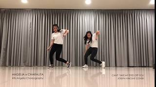 Joseph Vincent (cover) - Can't Take My Eyes Off You | #RcAngelia Choreography