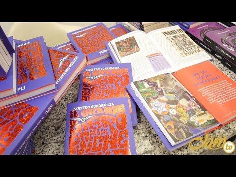 Il grande libro della psichedelia - Le interviste alla Hoepli di Milano