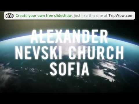 Alexander Nevski Church - Sofia, Bulgaria