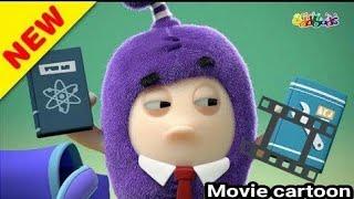 Movie cartoon: Newt's Hiccups | Oddbods