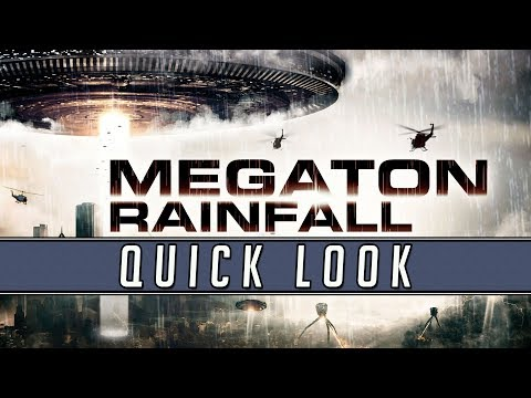 Megaton Rainfall (Quick Look) - Only Villains Do That