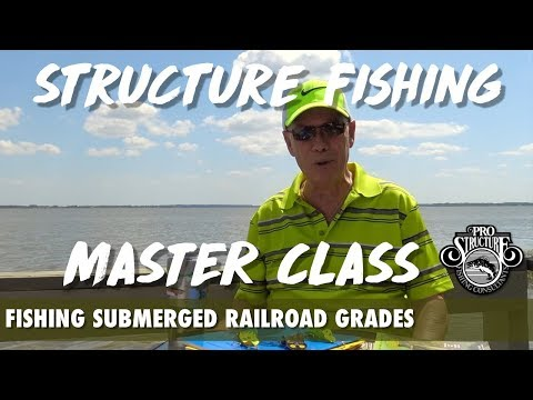 Don Dickson's STRUCTURE FISHING Master Class: Understanding Structure Part 14-A