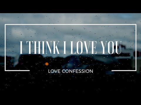 I Think I Love You - Love Confession (Gender-Neutral) - [rain Sounds, Laughter, Silly, Nervous]