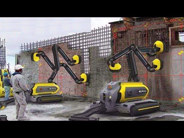 تكنولوجيا البناء... أدوات وتقنيات مدهشة في عالم البناء، جزء 2 !!!