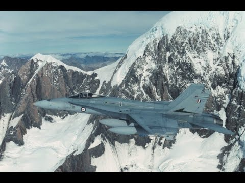 Interview with Nick Anderson on the F/A-18 Hornet
