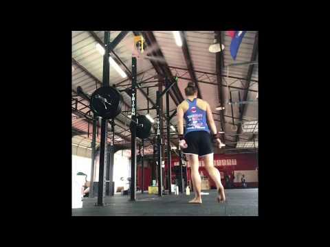 WODGODZ Qualifier 2: Hannah Beets (Woman Individual)