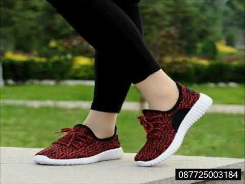 Sepatu Wanita Trend Masa Kini Harga Murah - YouTube 2fcf575dd6
