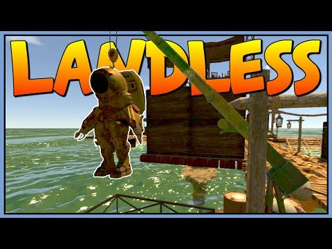THE AMAZING DEEP SEA DIVING SUIT - MASSIVE UPDATE - Underwater Horror - Let's Play Landless Gameplay