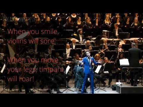Mika- sound of an orchestra with lyrics 🎻💛 Mp3
