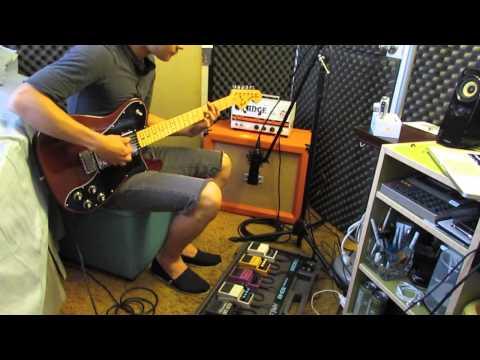 Paramore - Part II (Guitar Cover)