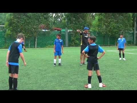 Ray Rossi C Licence First Touch 21/04/18