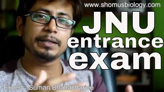 JNU entrance exam preparation for MSc and phD - This lecture explai...