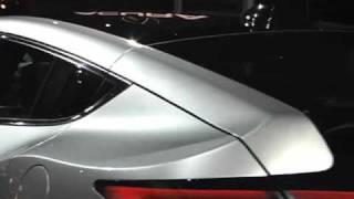 Acura ZDX @ 2009 NY Auto Show
