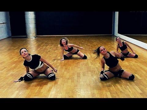 Alexandra Stan / Boom Pow / Choreography by Martina Panochova / Twerk girls