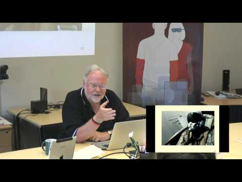Tom Furness: Thinking About Human Interface Technology Part 1
