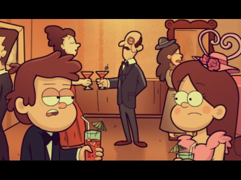 Gravity Falls: The Party
