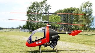 ARGENTINE WHIZ KID TO HOMEMADE HELICOPTER GURU thumbnail