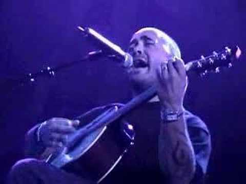 Aaron Lewis - Black (Pearl Jam Cover)