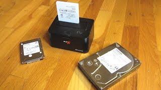 Thermaltake | SATA Docking Station | USB and eSATA