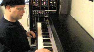 Fender Rhodes and Moog Ring Modulator