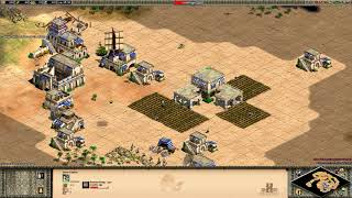 Time to Practice Fast Castle [Age of Empires II HD] 2019-09-21