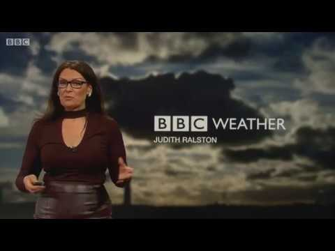 Judith Ralston BBC Scotland Weather 25/4/18