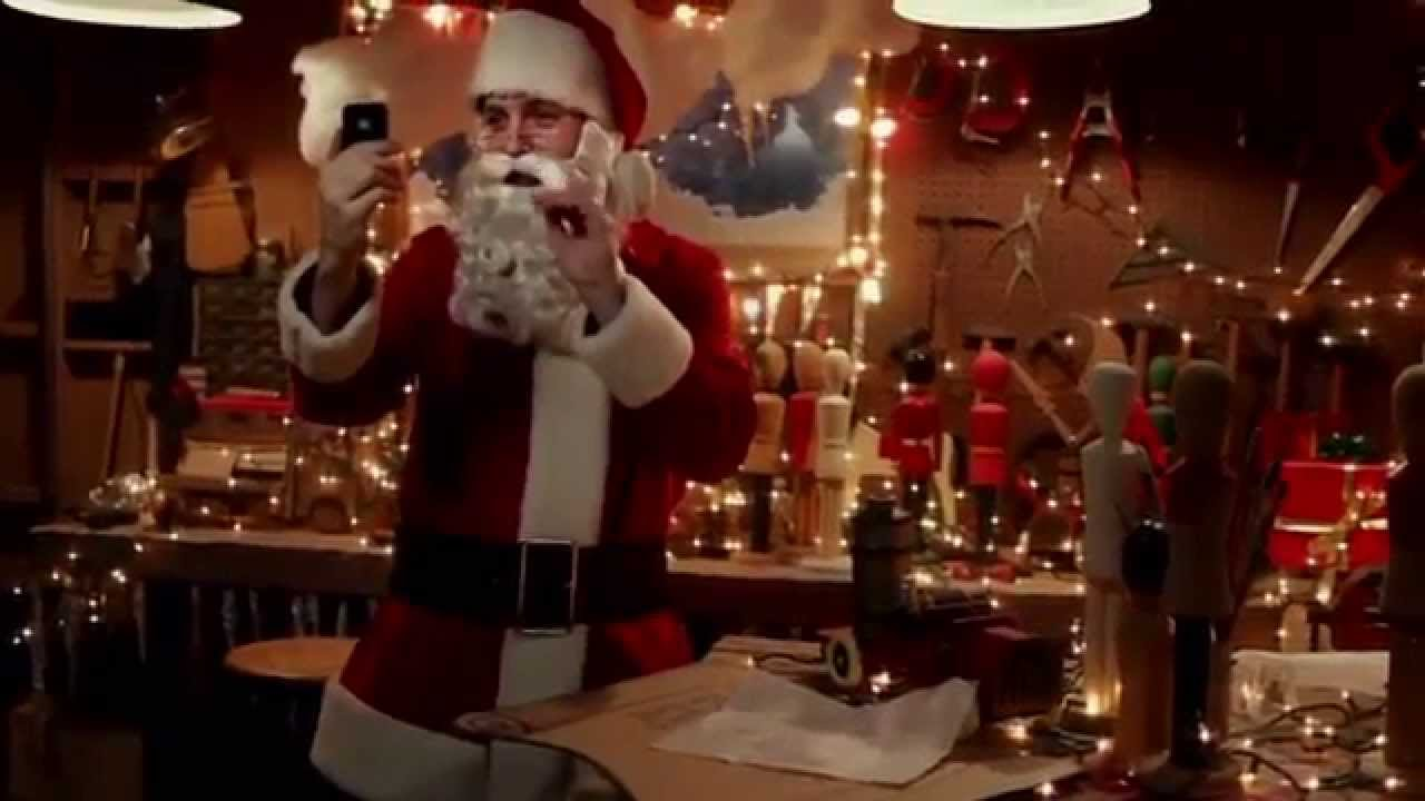 apple christmas commercial 2010 iphone 4 ad under the covers youtube