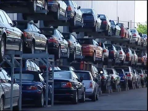 BMW Geri Dönüşüm Tesisleri - Car Recycling BMW Films: The Escape
