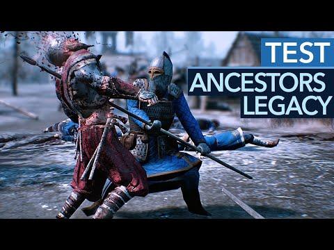Ancestors Legacy im PC-Test / Review