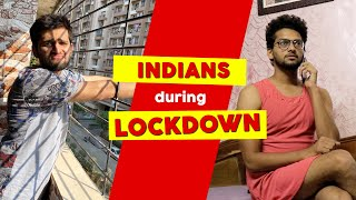 Indians during LOCKDOWN | Funcho