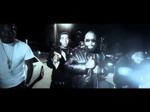 Rick Ross Ft Drake & French Montana - Stay Schemin [OFFICIAL VIDEO]