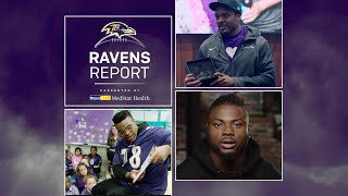 Ravens Report: Catch Up During a Weekend Off