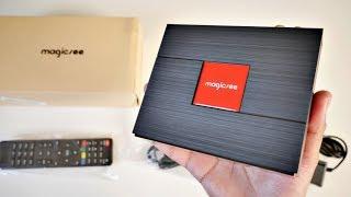 2018 MAGICSEE C400 Hybrid Android TV BOX 7.1 TV Box - Multi-TV Tuner