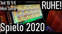 RUHE JETZT - NEU Spielo 2020 - mit Maske & CORINNA 2020 Spielothek - TEIL 10