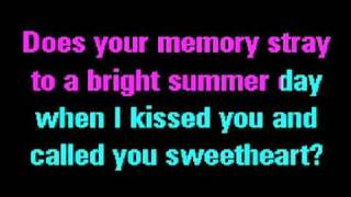 Are You Lonesome Tonight - Elvis Presley Karaoke