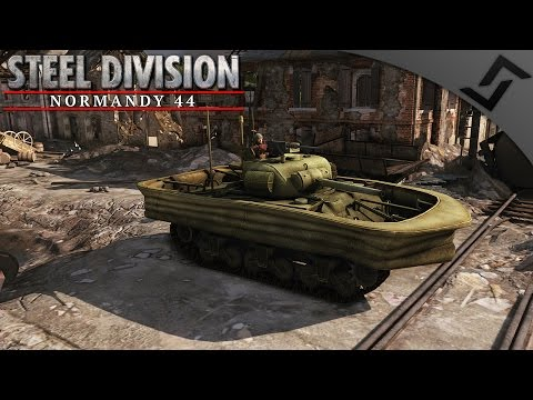 *NEW* US 2nd Infantry Review - Steel Division: Normandy 44 - Beta Gameplay