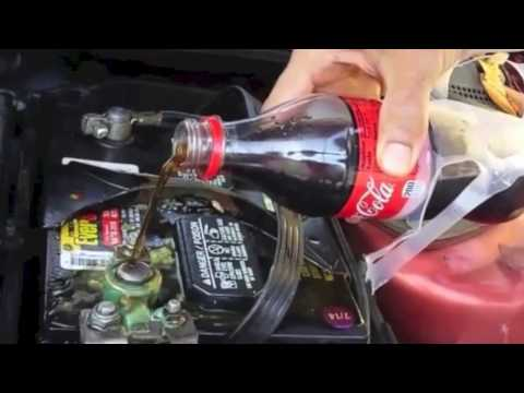How To Clean A Corroded Battery Terminal