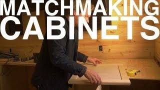 Matchmaking Cabinets | Day 105 | The Garden Home Challenge With P. Allen Smith