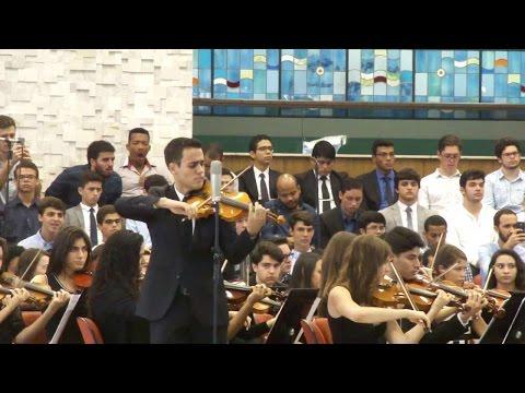 Orquestra Sinfônica do Unasp - Carol of the bells/God rest ye merry gentlemen