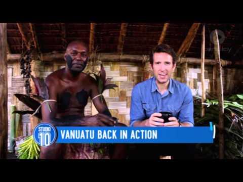 Robbo In Vanuatu: Culture