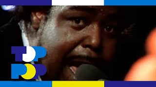Barry White - I'm Gonna Love You Just A Little More Baby-  live 14 February 1974 - Toppop