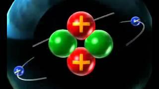 Видеоролик   анимация Строение атома и ядра