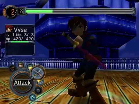 Jouez à Skies of Arcadia sur Sega Dreamcast grâce à nos bartops et consoles retrogaming